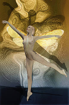 Fairy Virgin  by Quim Abella