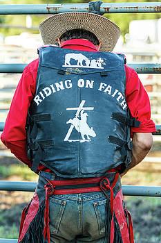 Faith Rider by Steven Bateson
