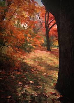 Fall At Home by Cindy Boyd