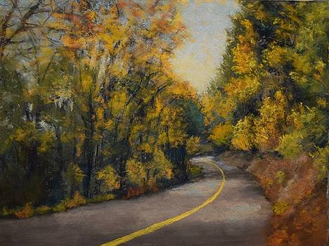 Fall Color by Nancy Jolley
