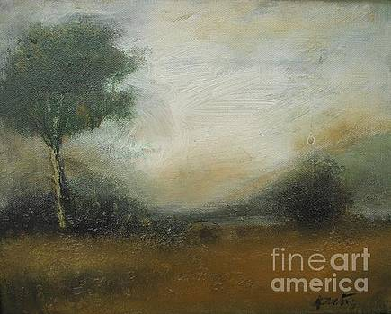 Fall Coming  by Vesna Antic