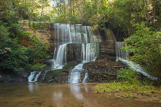 Fall Creek Falls by Eric Haggart