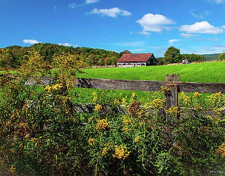 Fall Farm by Rebecca Hiatt