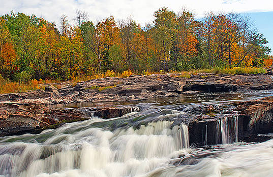 Fall on the Big Fork by Bill Morgenstern