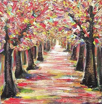Fall by Paula  Heffel