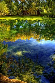 Fall Reflections by Bryan Dudak