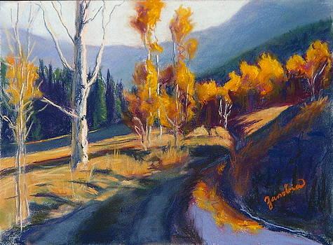 Fall Reflections by Zanobia Shalks
