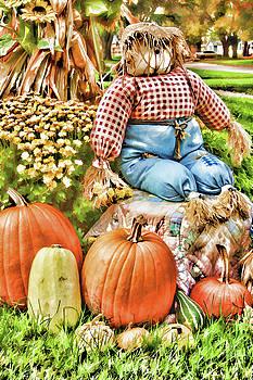 Fall Setting by Vicki McLead