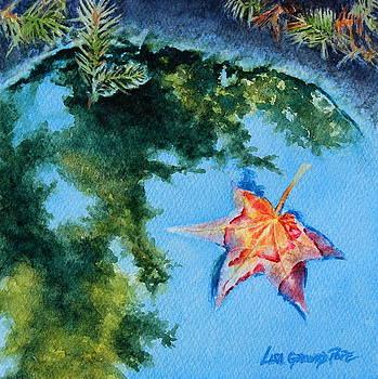 Fallen Leaf by Lisa Pope