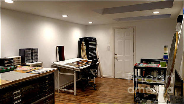 Artpad Studio 2015 by James Lanigan Thompson MFA