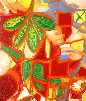 Falling Leaf by Alfredo Dane Llana