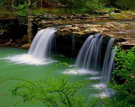 Marty Koch - Falling Water Falls