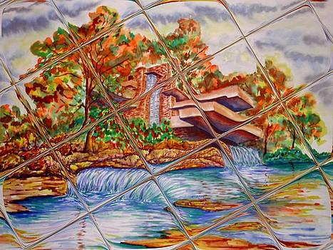 Falling Water by Ragon Steele