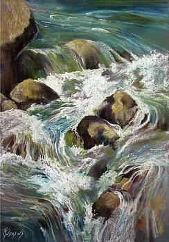 Falls by Rae Andrews