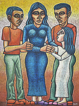 Familia by Jegofe
