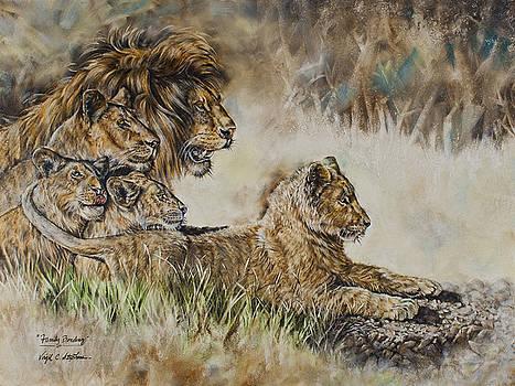 Family Bonding by Virgil Stephens