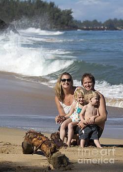 Family Portrait by Dustin K Ryan