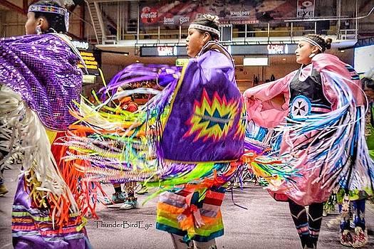 Fancy Shawlers by Clarice Lakota