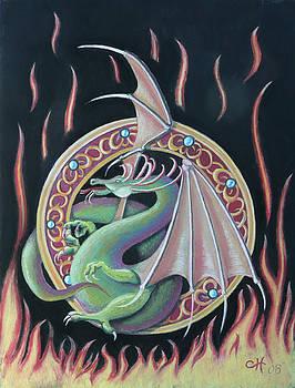 Fantasy Dragon by Charles Hubbard