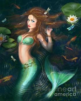 Fantasy mermaid by Alena Lazareva
