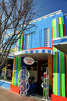 Fantasy Island Toy Store by David Dittmann