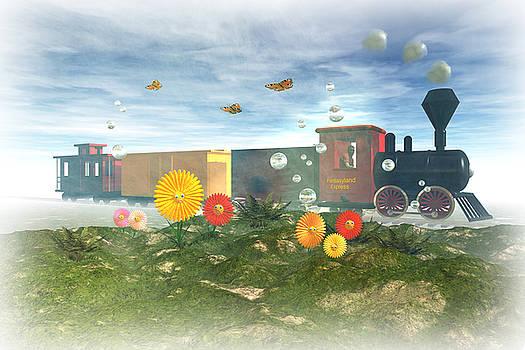 Fantasyland Express by Carol and Mike Werner