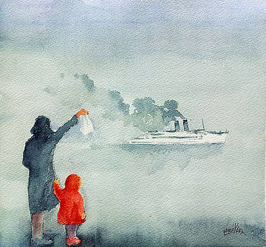 Farewell... by Faruk Koksal