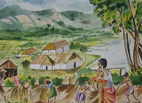 Farm by Akhilkrishna Jayanth