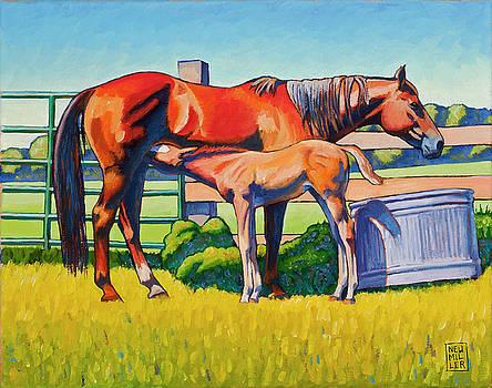 Farm Breakfast by Stacey Neumiller