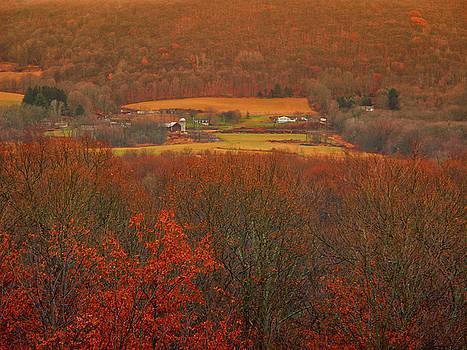 Raymond Salani III - Farm from the Appalachian Trail 2