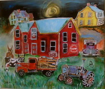 Farm History by Michael Litvack