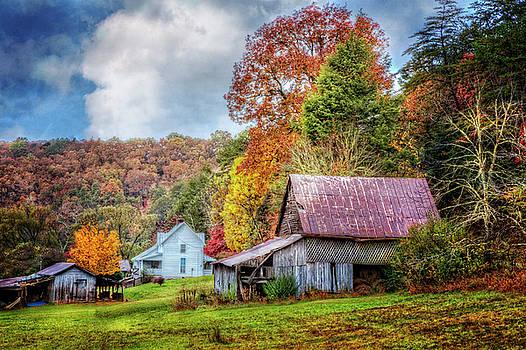 Debra and Dave Vanderlaan - Farm in Autumn