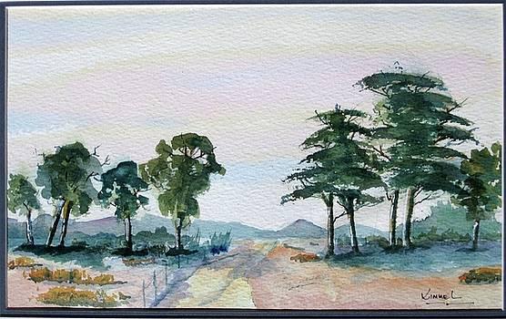 Farm Road Home by Harold Kimmel