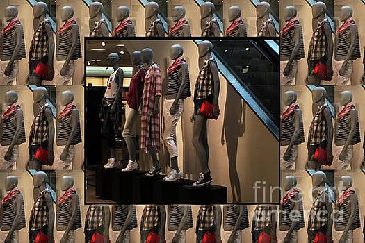 Fashion couture parade showroom tshirts pillows towels curtains christmas holidays festival birthday by Navin Joshi