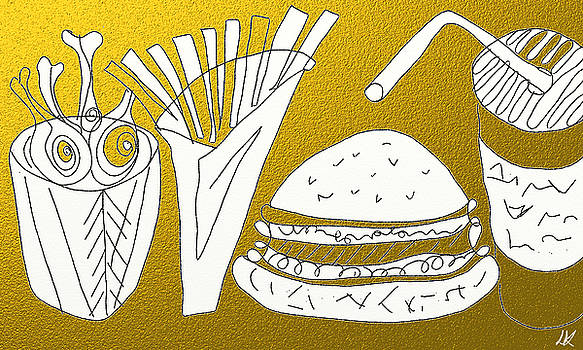 Fast food by Agnes Karcz