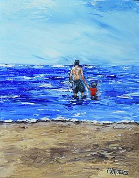 Father and Son by Melissa Torres