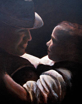 Father and Son by Wendie Thompson