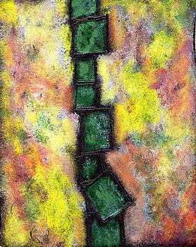 Faux Tile two by Wayne Potrafka