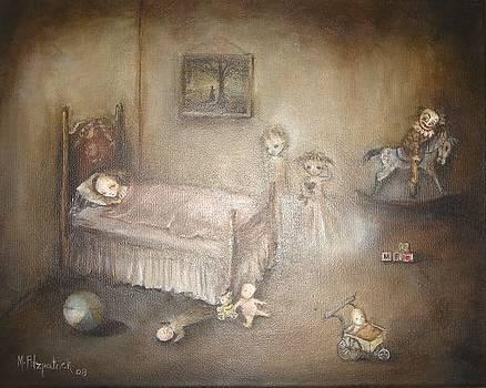 Fear by Mya Fitzpatrick