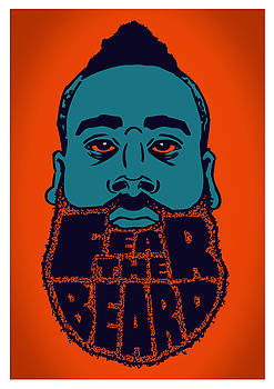 Fear The Beard by Jack Perkins
