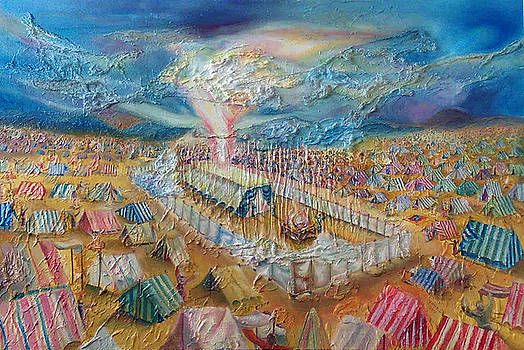 Feast of the Tabernacle by Yvette Co