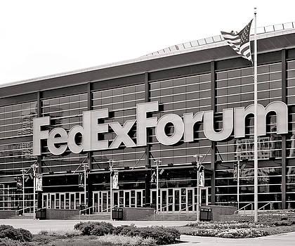 FedEx Forum by Dawn Davis