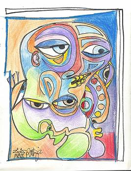 Feeling Picasso by Robert Wolverton Jr