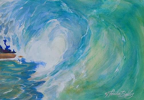 Feeling the Waves by Therese Fowler-Bailey