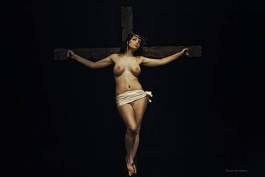 Female Jesus by Ramon Martinez