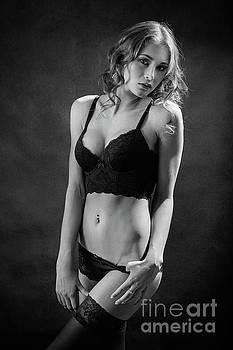 Female Slim Body  by Aleksey Tugolukov