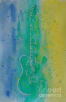 Fender Telecaster by Robert Nipper