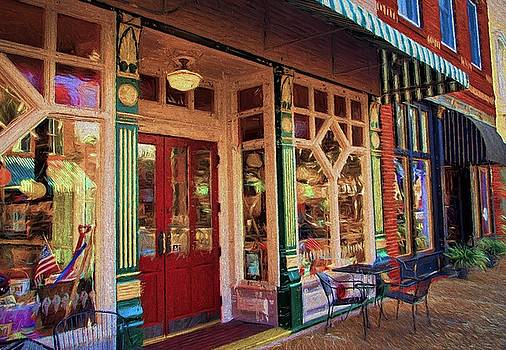 Dave Bosse - Fernandina Storefronts