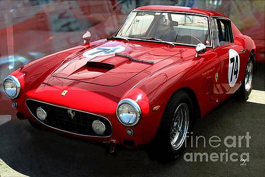 Ferrari 250 GT SWB by Curt Johnson