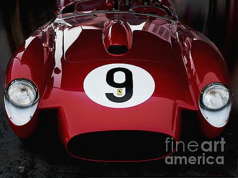 Ferrari 250 TR 1957 by Curt Johnson